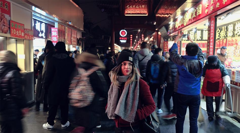 Escale à Pékin