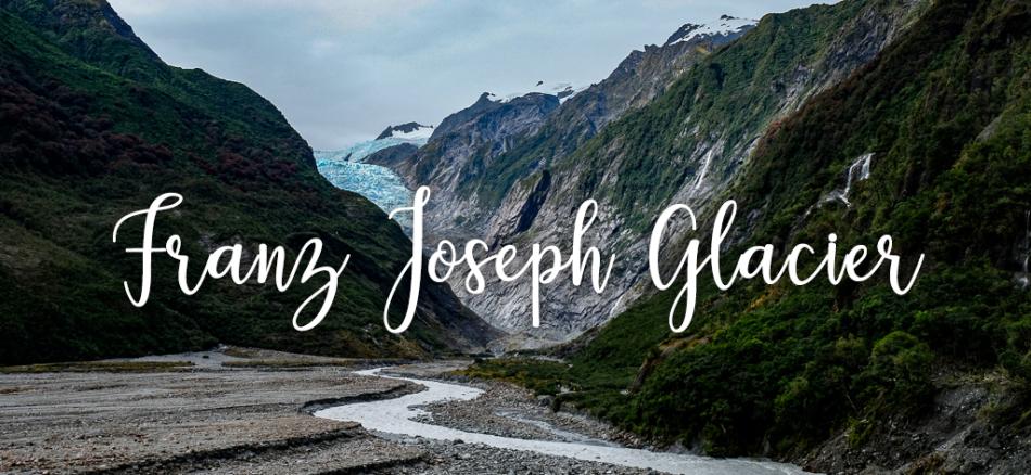Voyage Nouvelle-zélande - glacier franz joseph