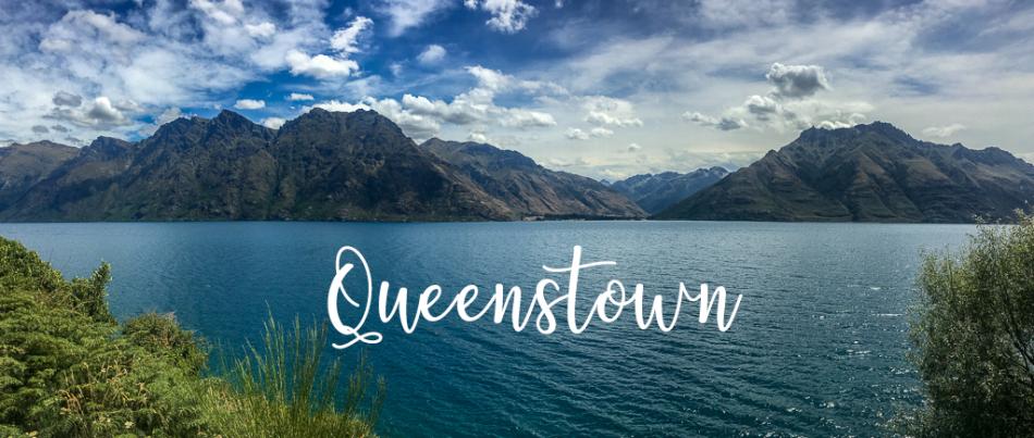 queenstown  voyage nouvelle-zélande