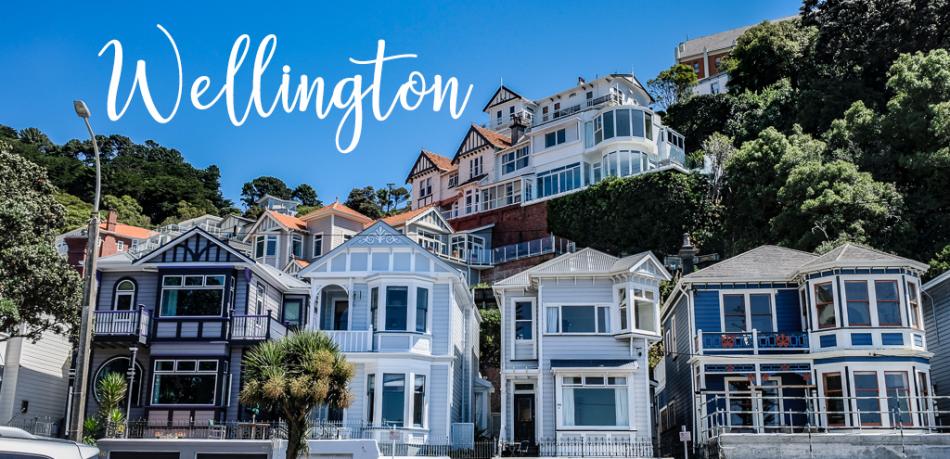 Voyage Nouvelle-zélande - Wellington
