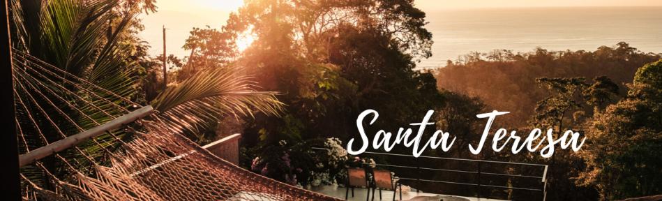 Santa Teresa - voyage au costa rica