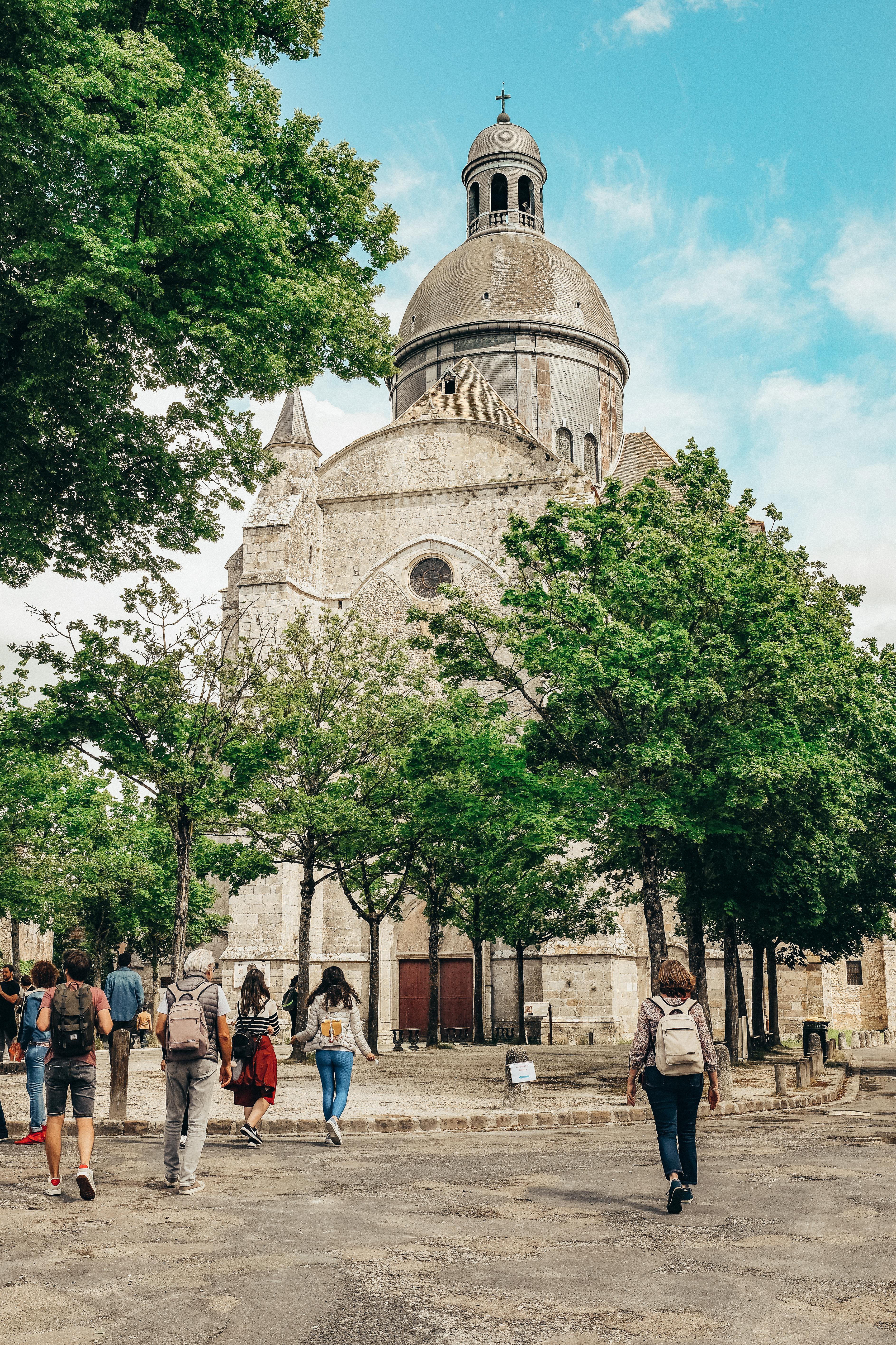 Provins escapade à moins d'une heure de Paris - déconfinement