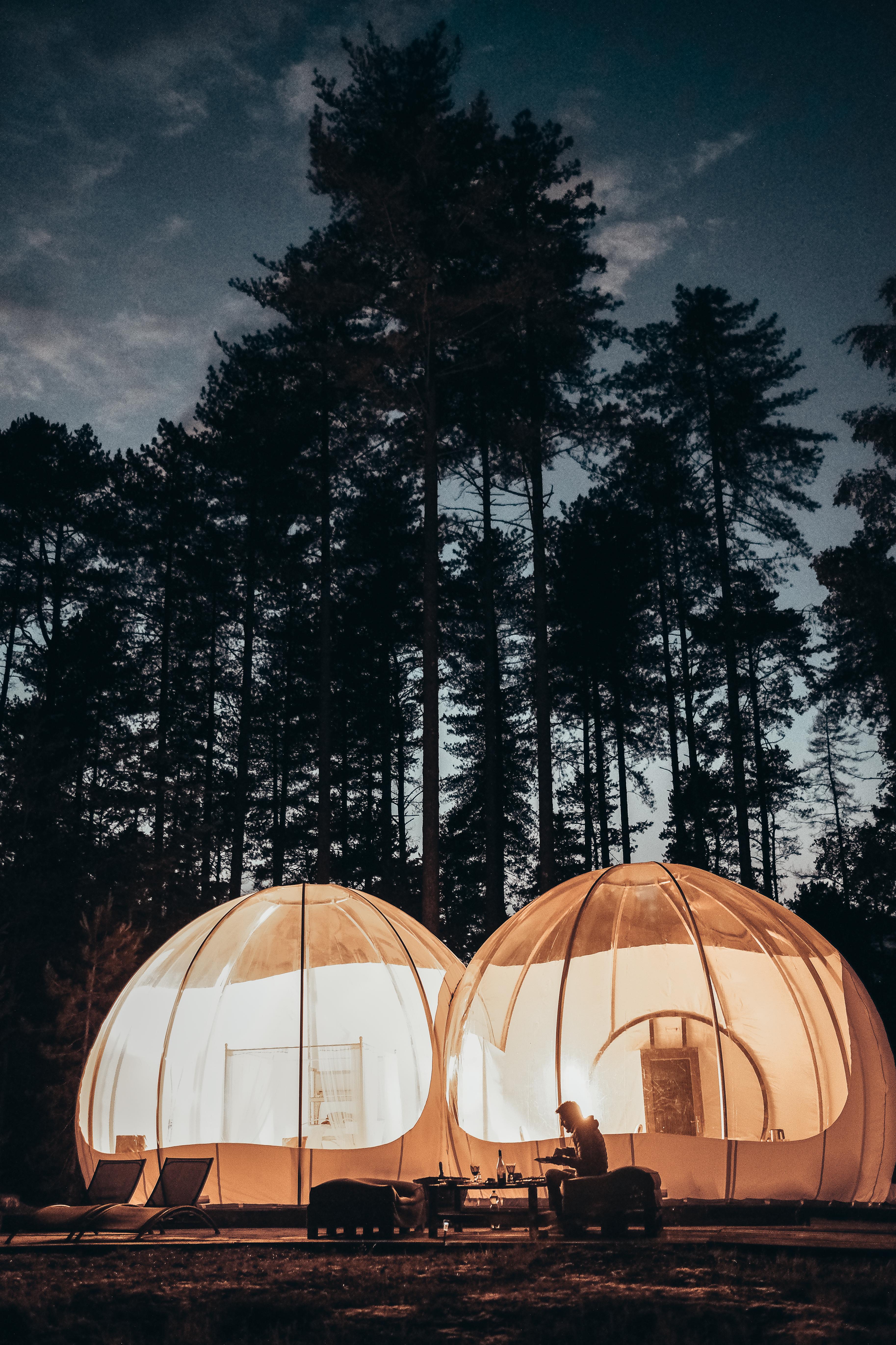 dormir dans une bulle ile de france